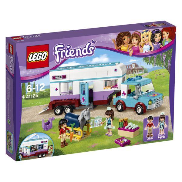 Remolque Del Veterinario De Caballos - Lego - Sets de Construcción - Sets de Construcción JulioCepeda.com