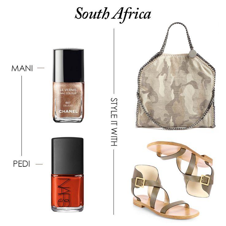 South Africa: 4 Honeymoon-Ready Mani Pedi Combos | The Zoe Report