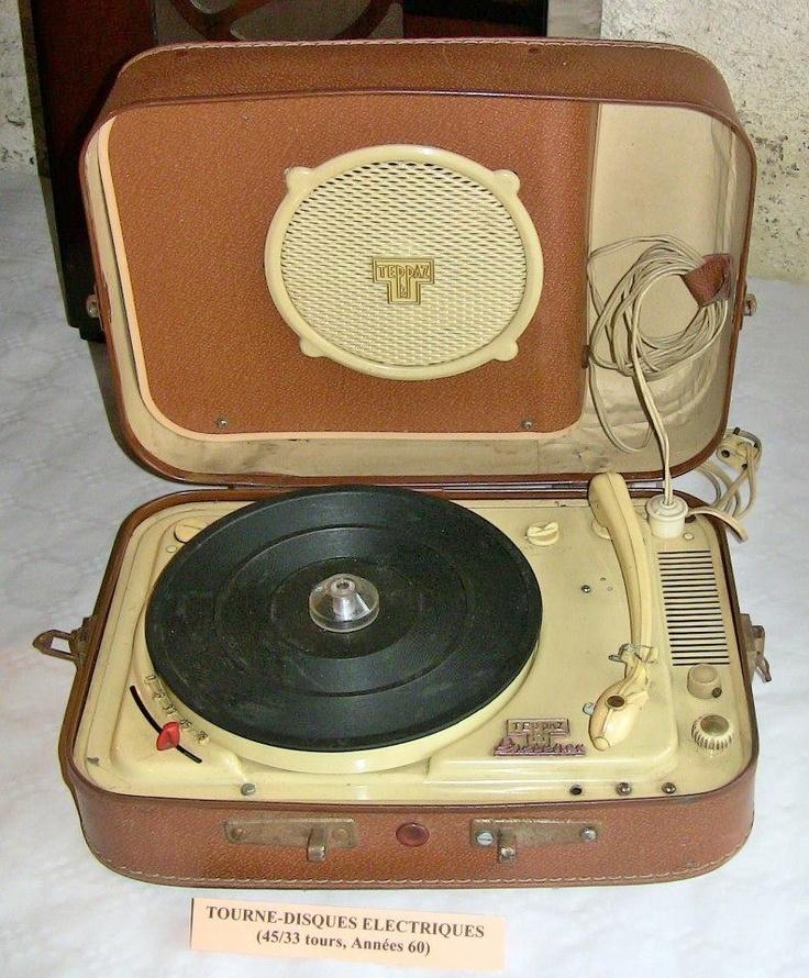 Les 25 meilleures id es de la cat gorie tourne disques sur - Tourne disque avec haut parleur integre ...