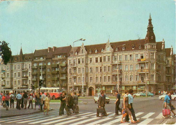 Szczecin pl. Tadeusza Kościuszki