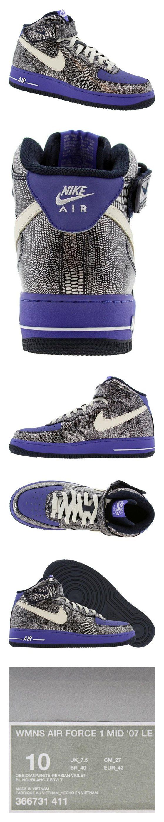 $277.15 - Nike Women's Air Force 1 Mid '07 LE #shoes #nike #