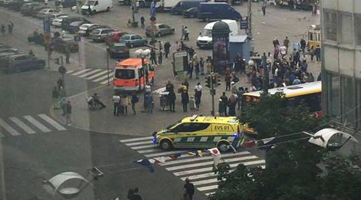 Finland Attack: Two People Stabbed to Death and Six Injured in Turku
