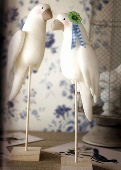 cacatua and more free pattern