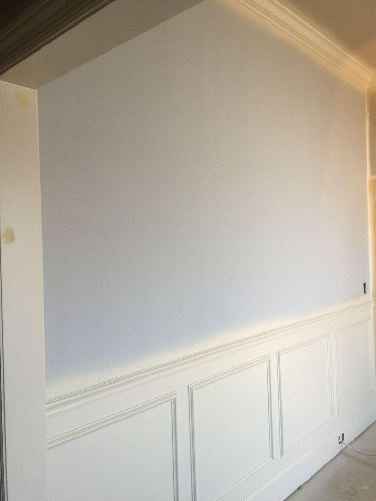 Sherwin Williams Paint Living Room Ideas: Evening Shadow Sherwin Williams