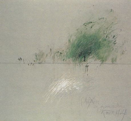 Cy Twombly, Woodland Glade, 1964