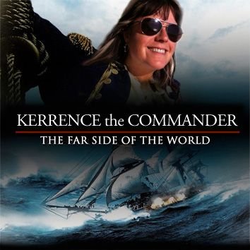 Photoshop is such fun! Here's my mate Kerri Sharp's birthday card, she was looking into doing a sailing course at the time and was desperate to travel the world with a crew of sailors!