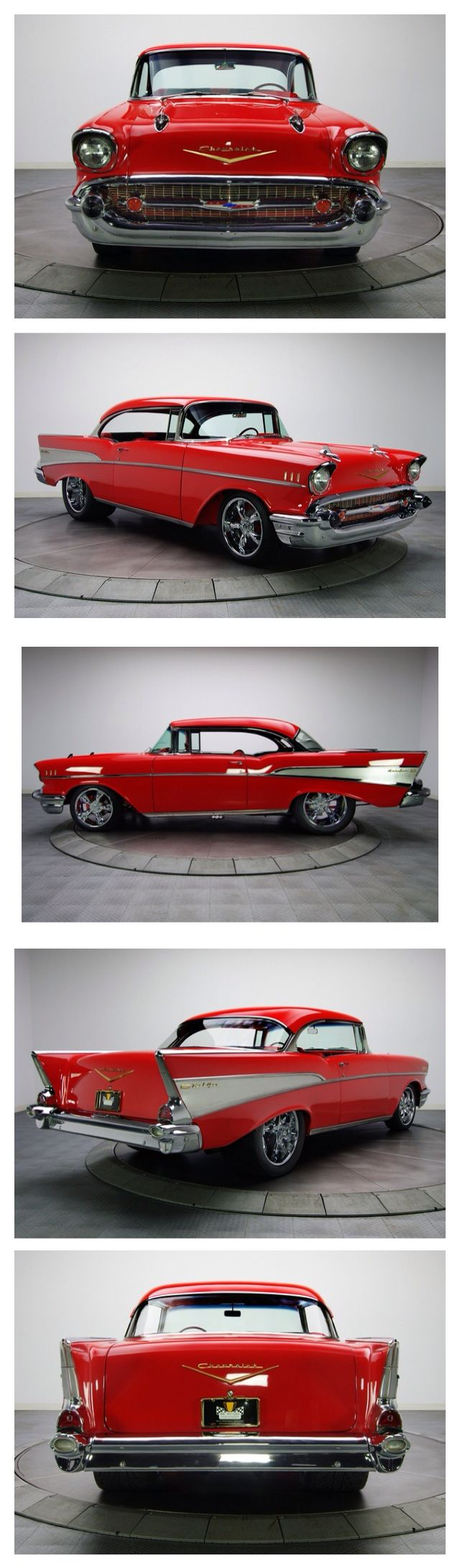 Chevrolet Bel Air 1957.