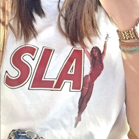 Beyonce tshirt SLAY Slayonce t shirt, comfortable. Ask for other sizes i have L in stock Tops Tees - Short Sleeve