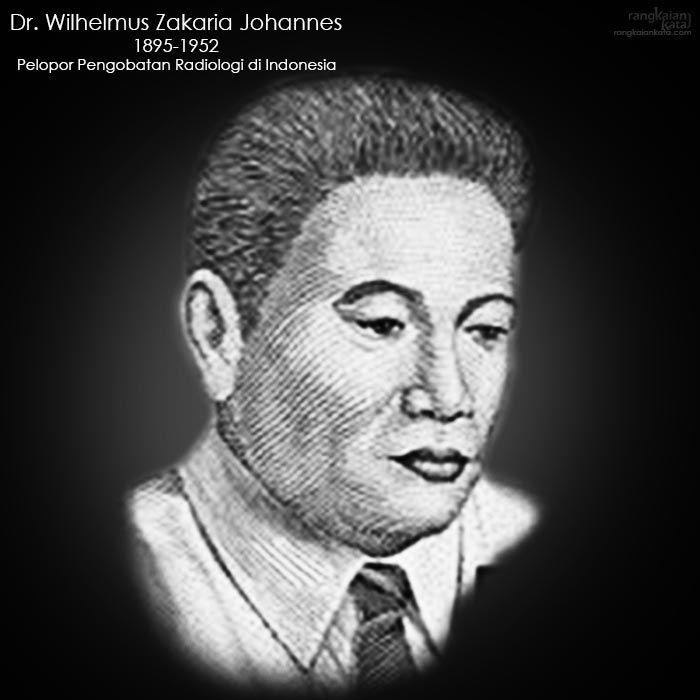 Wilhelmus Zakaria Johannes #indonesiamerdeka #merdeka