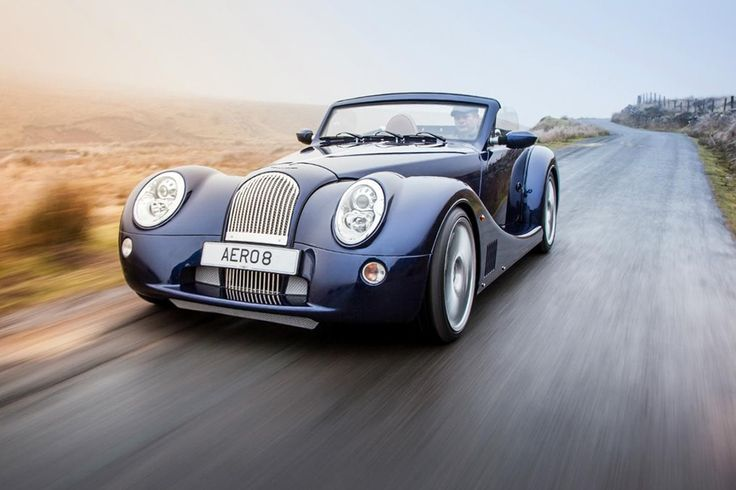 Iconic British car maker Morgan Motors unveils its latest 2015 Morgan Aero 8. Shifting from a previous hardtop to a roadster convertible, the new Morgan Aero 8 boasts a BMW-sourced 4.8-liter V8 engine...