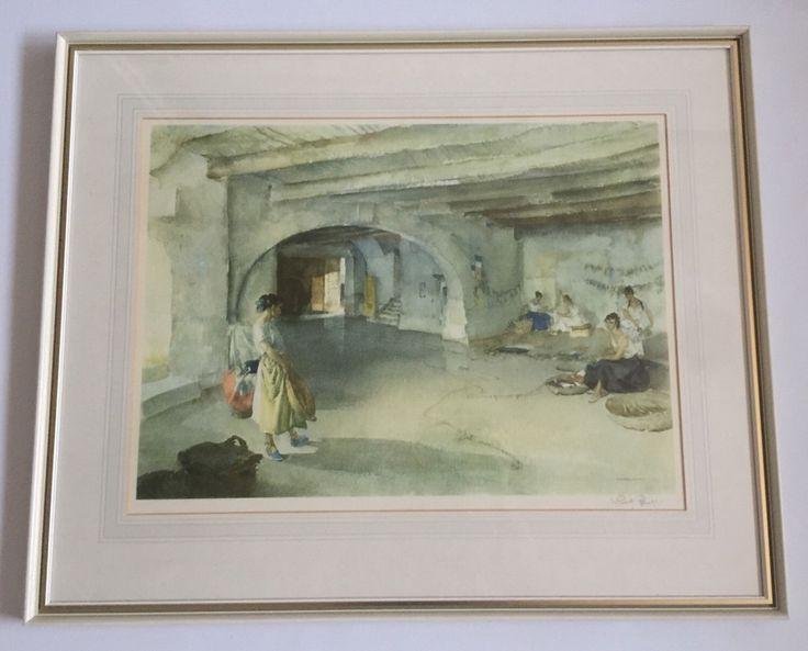 #sirwilliamrussellflint #art #artforsale #williamrussellflint #artists Etsy shop https://www.etsy.com/uk/listing/476403406/sir-william-russell-flint-signed-print