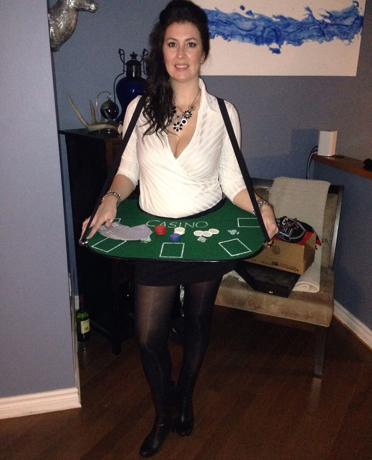 casino royale halloween costume