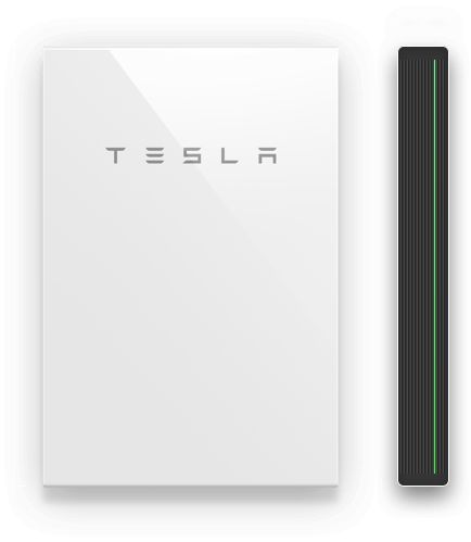 Powerwall 2, by Tesla | A complete home energy solution.  Compact and simple to install, Powerwall is a completely automated system that requires no maintenance.