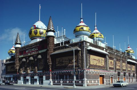 Corn Palace; South Dakota Stay at http://hartranchresort.com/ during your family camping experience!