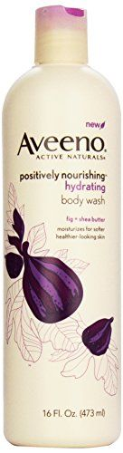 Aveeno Positively Nourishing Aveeno Ultra | This product is really fantastic for a drugstore brand! The scent is soft and perfume-like. The fragrance doesn't linger, but the soft skin the wash leaves behind more than makes up for that!--@DoriaRivers