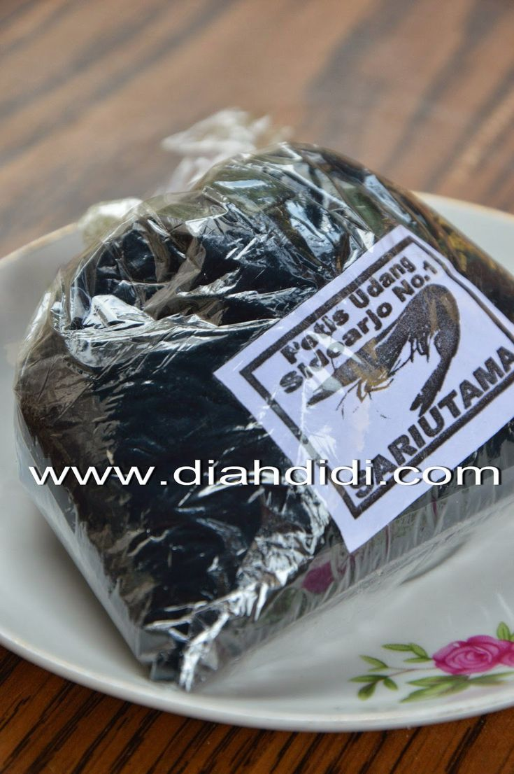 Diah Didi's Kitchen: Sambal Petis & Tahu Krispi