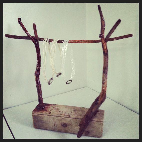 Tree Branch Display by ArndtStudio for sale.  $54.00 on etsy.com/shop/arndtstudio