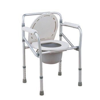 Commode Chair   Folding Commode Stool Is Essential In A House Where Senior  Citizens Or Victims