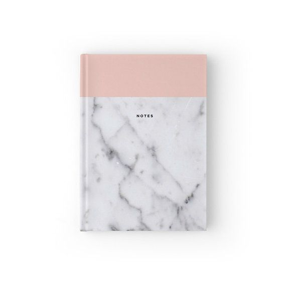Hey, I found this really awesome Etsy listing at https://www.etsy.com/listing/256990539/pastel-pink-and-marble-notebook