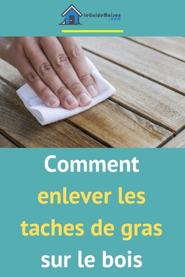 Enlever Tache De Graisse : enlever, tache, graisse, Comment, Enlever, Taches, Tâche, Gras,, Tache, Graisse