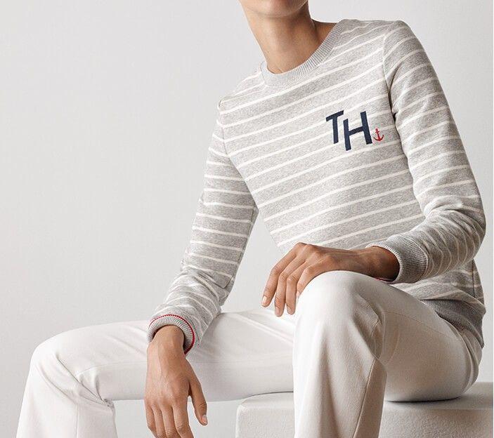Tommy Hilfiger Sweatshirts & Hoodies Dames | België