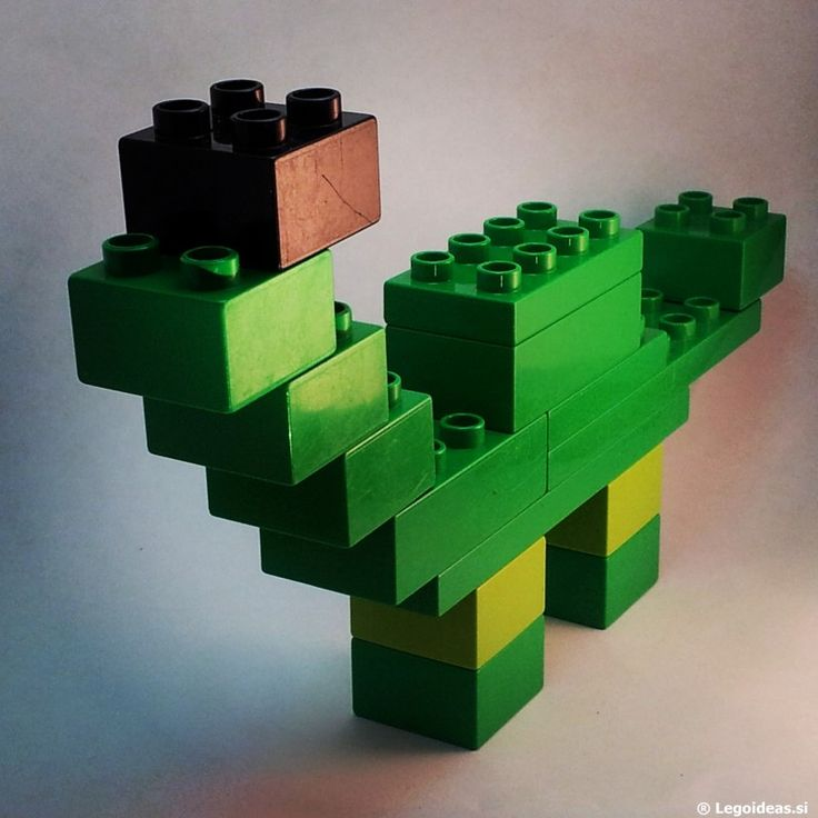 lego classic dinosaur instructions