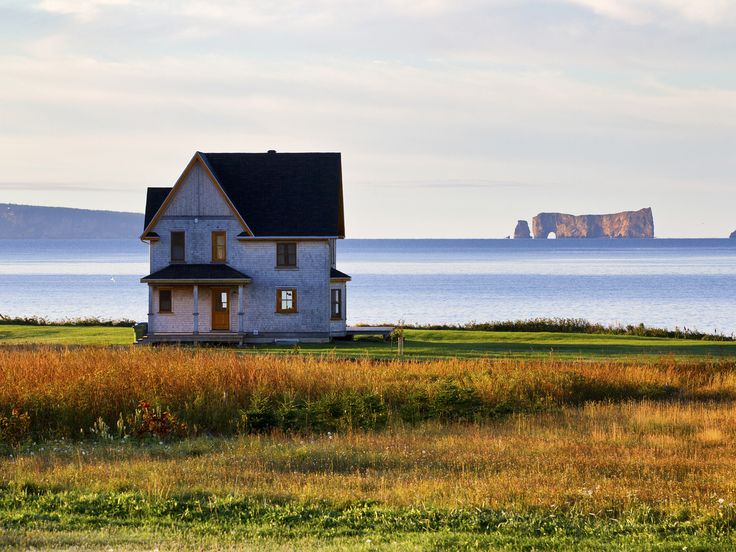 Saint-Georges-de-Malbaie, Gaspe Peninsula, Quebec