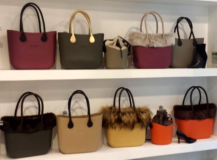 O'BAG - la borsa che cambia