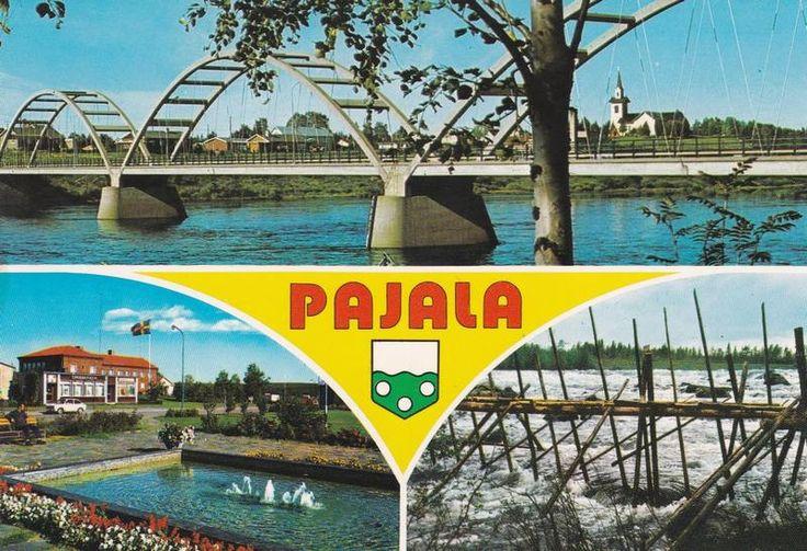 VisitPajala.eu