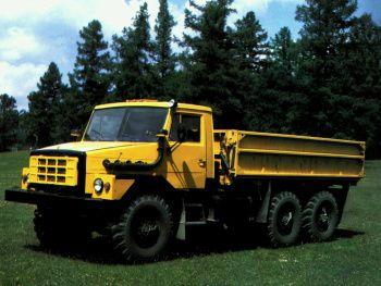 Урал-55223 '1987–93