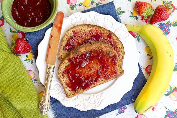 The art of making strawberry jam