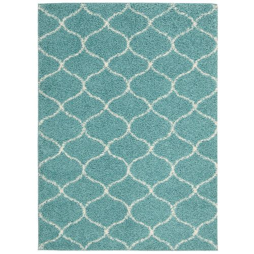 Found it at Wayfair - Windsor Teal Area Rug
