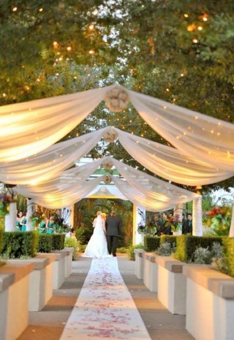 Outdoor wedding #summer #weddings Keywords: #summerthemedweddings #outdoorsummerweddingceremonydecor  #inspirationandideasforsummerthemedweddingplanning #jevel #jevelweddingplanning Follow Us: www.jevelweddingplanning.com www.pinterest.com/jevelwedding/ www.facebook.com/jevelweddingplanning/ https://plus.google.com/u/0/105109573846210973606/ www.twitter.com/jevelwedding/