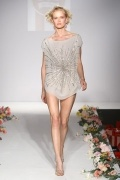 Beautiful Julia Clancey diamonds-pearls tunic.