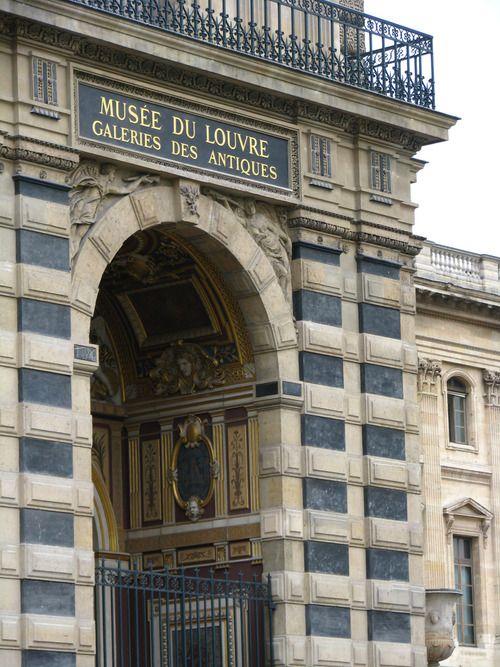 Musée du Louvre, ParisThe Louvre, The Doors, Louvre, Art Museum, Museum, Paris France, Louvre Museums, Louvre Paris, France Paris