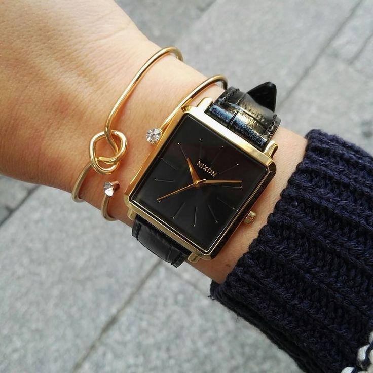Une jolie montre nixon k squared style minimaliste inspir for Style minimaliste
