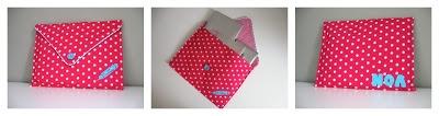 Ladybug & Co tekenspullen   bewaar -tas..