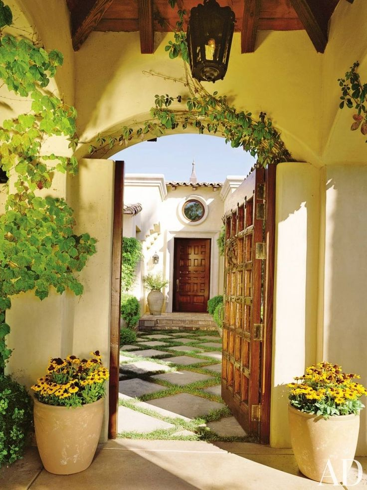 The Most Dramatic Doorways Photos | Architectural Digest