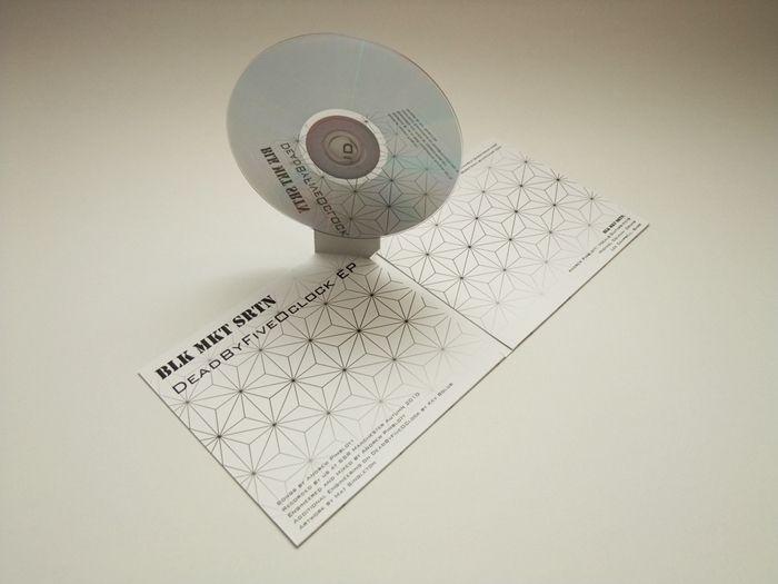 pop-up CD packaging by Tom Leggett