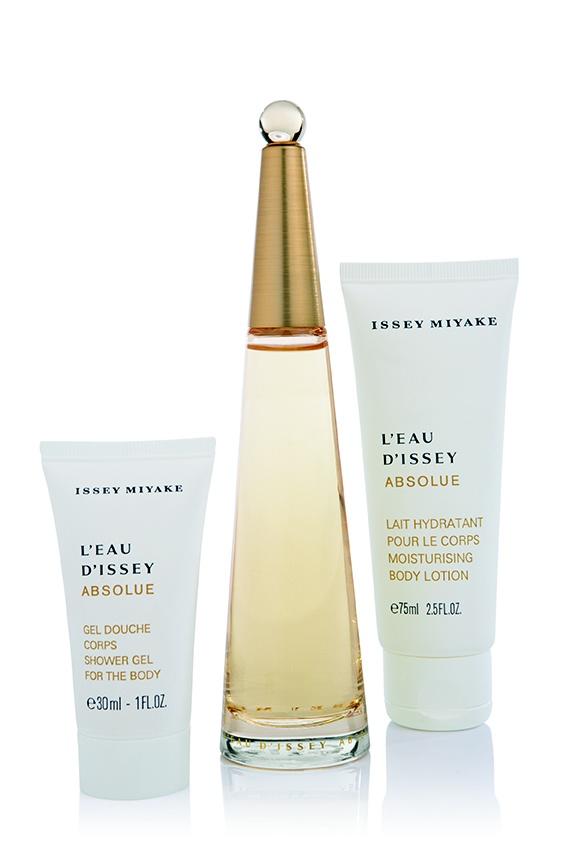 Issey Miyake: L'Eau D'Issey Absolute 50ml Eau de Parfum Gift Set