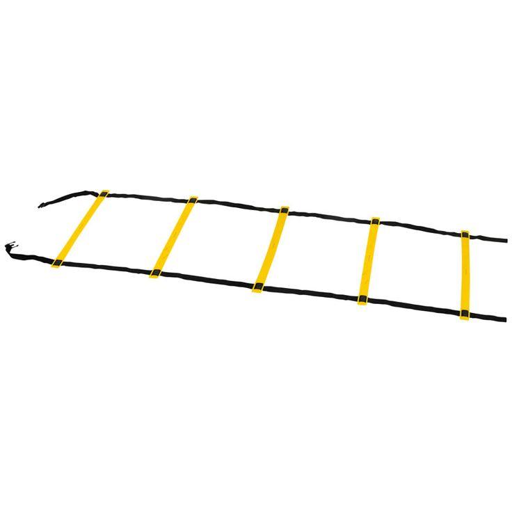 Select agility ladder - 250,00 DKK Med Select agility stige i plast har du træningsredskabet til træning af hurtighed og hastighed udendørs.
