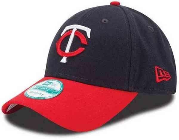 New Era MLB League 2 Tone 9Forty Minnesota Twins Team Men's Hat, 10963123