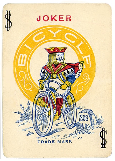Bicycle playing cards - The Joker
