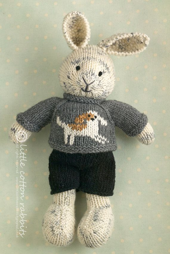 332 Best Little Cotton Rabbit Images On Pinterest Knit