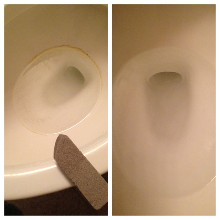 how to use clr in toilet