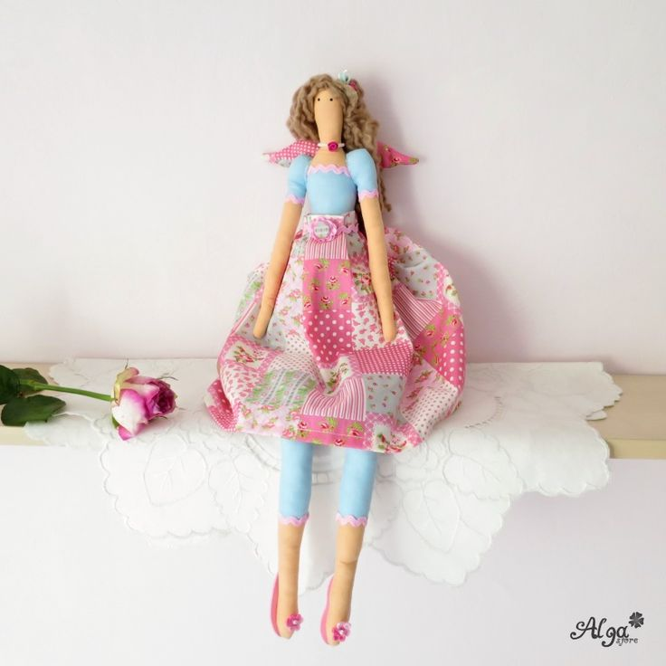 Panenka Andělka Růženka