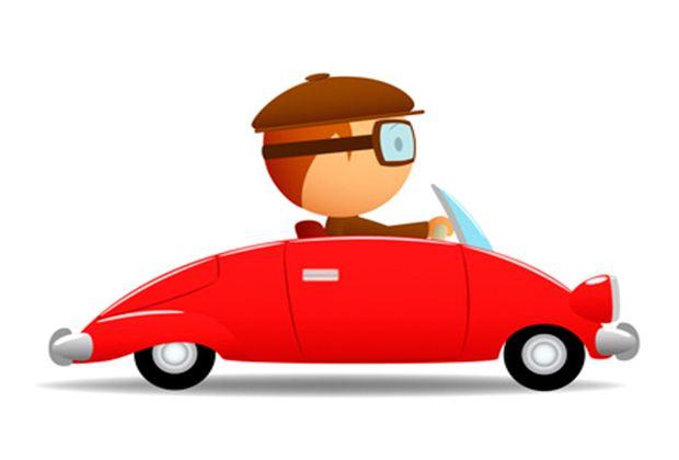 Viajar en #coche con un #bebé