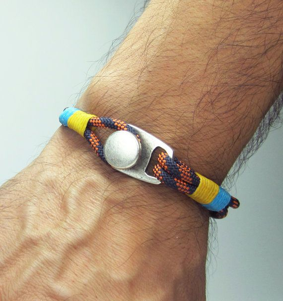 Men's Bracelet / Men Bracelet / Unisex Bracelet / por ZEcollection
