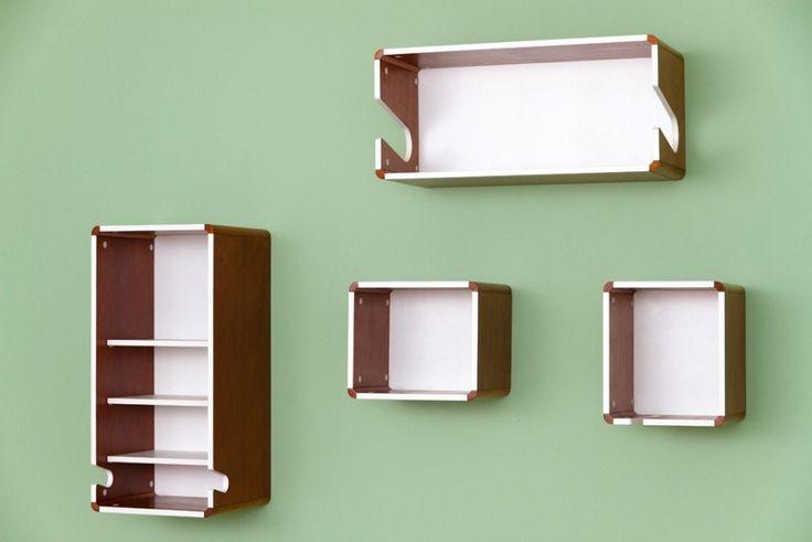 Prêmio Design MCB 2013, Categoria Protótipos para Mobiliário - 2º lugar: rack Nômade. Design: Ricardo Freisleben Lacerda - Oboio Design Studio