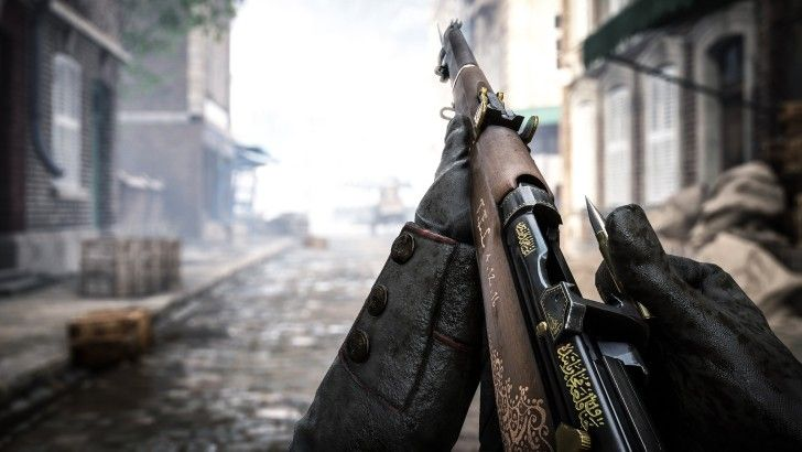 Rifle Bullet Battlefield 1 Game Wallpaper